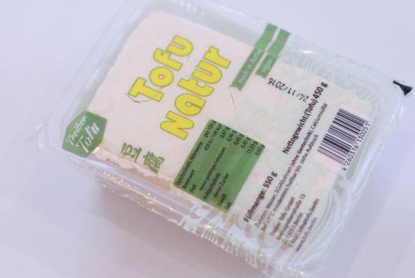 Portfolio Dorina Rundel - Grafikdesignerin: Treiber Tofu – Packaging and Label Design