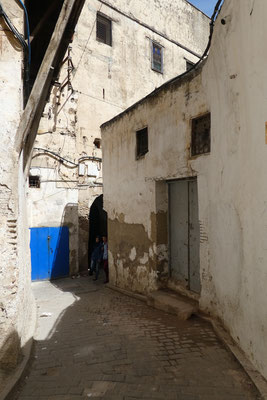 Gasse in Fes