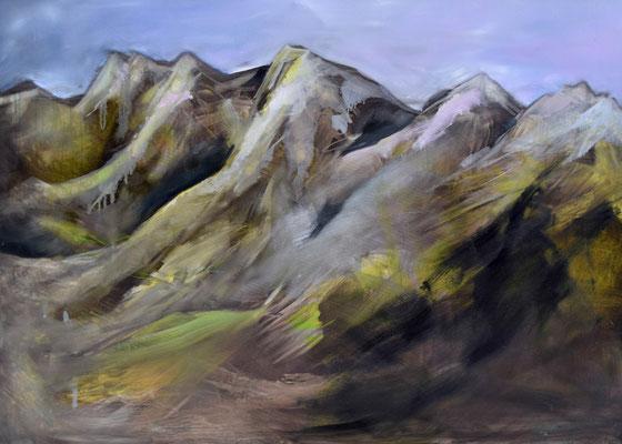 2018 Berglandschaften, Regina Wuschek