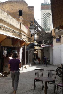 Fes, Medina, Babouchen