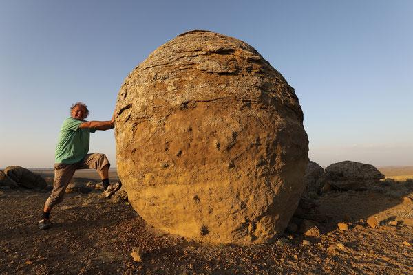 Ustyurt Nationalpark - Kasachstan