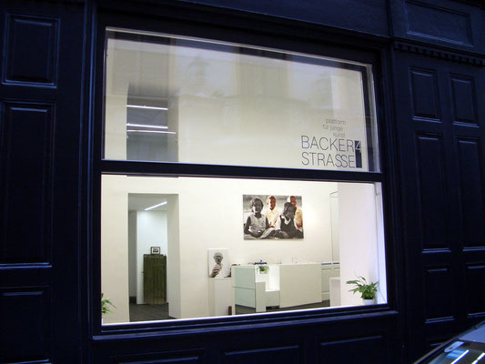 "Gallery ""Bäckerstrasse 4"" Vienna 2008"