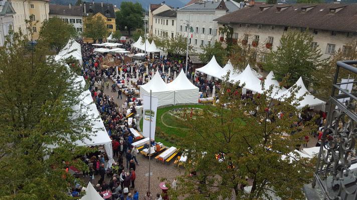 Brot und Strudelmarkt - Brixen