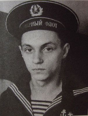 (inspiration for 'Atlantis 2000') photo of Dimitry Starosletsev (1980-2000)