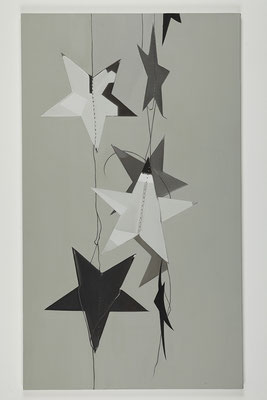 'Stars' 100x70cm oil on canvas, 2010