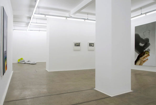 view of 'Subject: Free' (solo exhibition), 2010