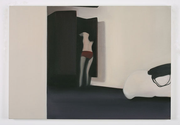 'Boudoir I' 70x100cm oil on canvas, 2008