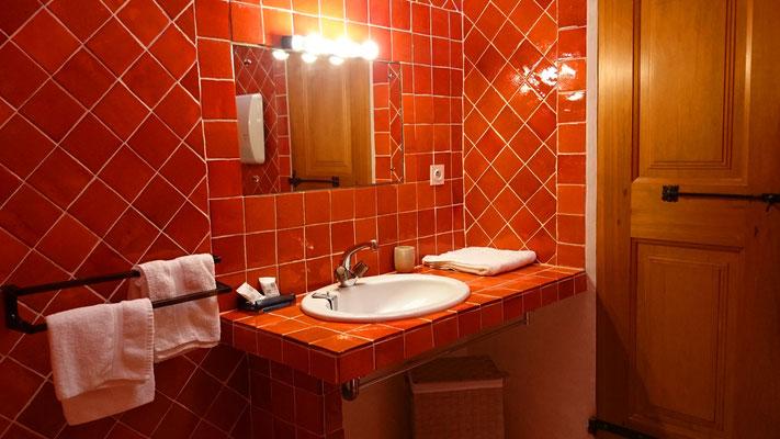 Salle de bains mini-villa