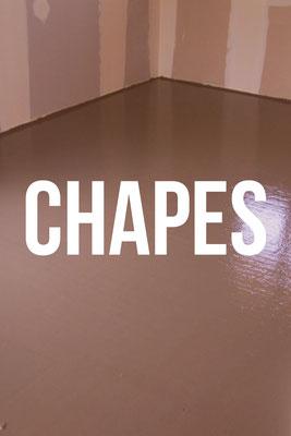 Chapes Quimper
