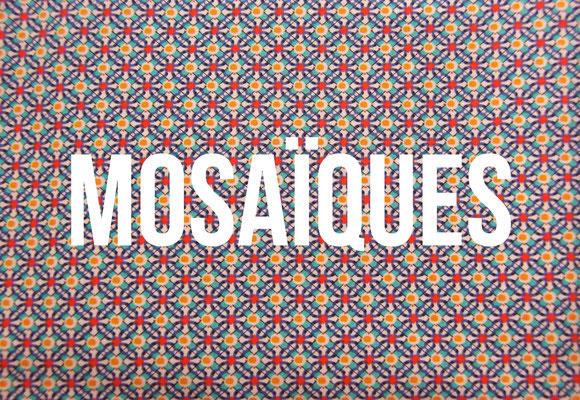 Pose mosaïques Quimper
