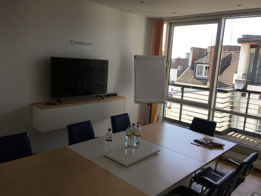 Expandeers Office Hamburg - Meeting area