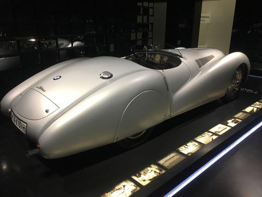 BMW 1930' sports car