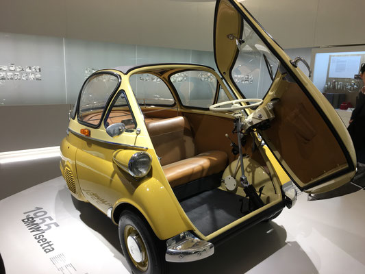 BMW Isetta from 1955