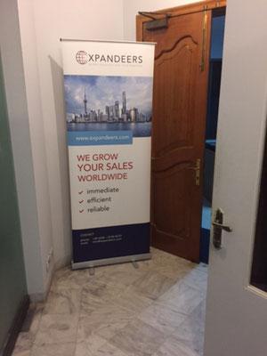 Expandeers Pakistan Office