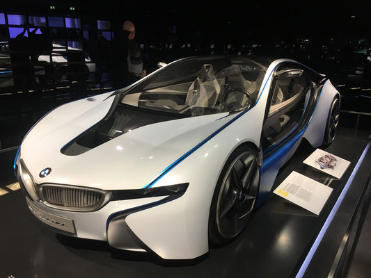 Prototype for BMW i8