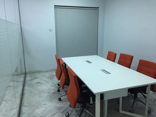 Meeting room at Expandeers Office Pakistan