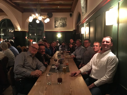 Social Get-Together Expandeers Global Partner Meeting 2017 Munich