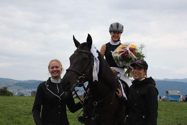 Siegerin im FM3: Jenny Kathriner & Elisha - Foto: Jenny Commons