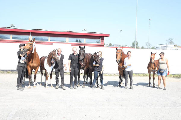 Team Sagenhof - Foto: Karin Rohrer
