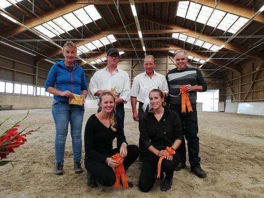 Sieg für den Verein Freiberger-Pferdezucht Amt Sursee-Hochdorf!