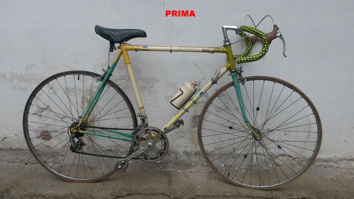 Restauro Giobike Artigiano Della Bicicletta