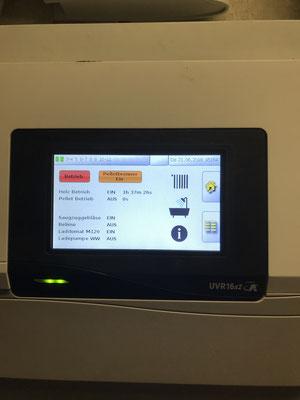 UVR16x2 Display