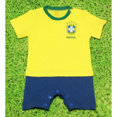 ブラジル代表のベビー服