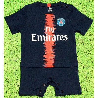 パリ・サンジェルマンのベビー服、ショートオール・ロンパース2018/2019