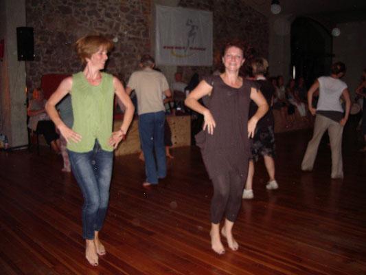 Energy Dance® Trainerin Heike Kirchberg Leipzig und Manuela Wende Waldenburg Tanzen Tanzen Tanzen