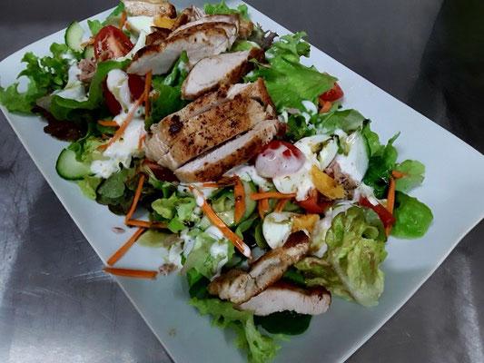 Salat Pute