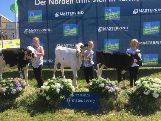 Jungzüchterwettbewerb in Tarmstedt