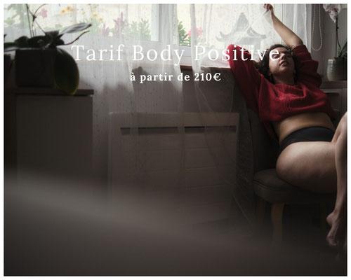 Tarif body positive