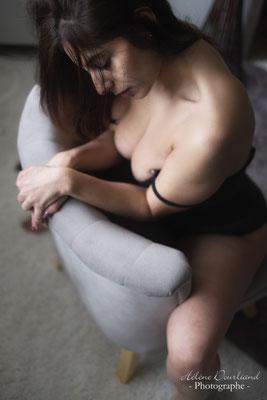 photographie boudoir glamour