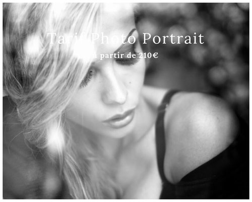tarif portrait