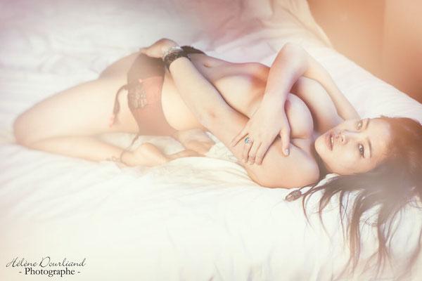 photo nu artistique boudoir