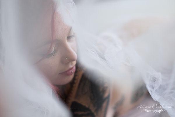 photographe nu artistique paris