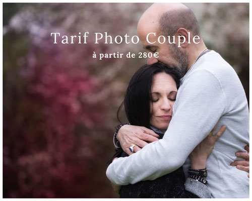 tarif photo de couple