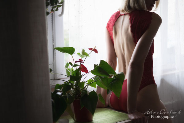 séance photo boudoir femme