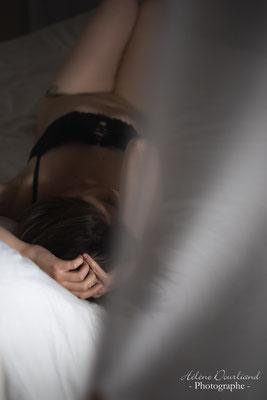 """séance photo boudoir femme """"ambiance cinéma"""""""