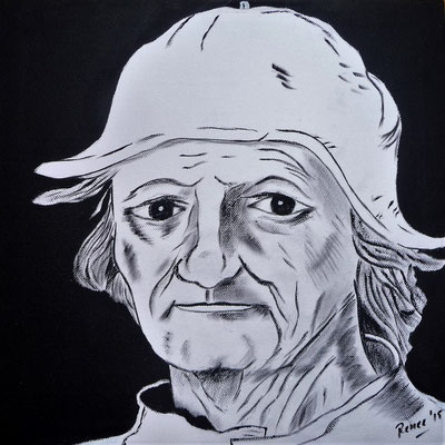 Jeroen Bosch, 2015  30x30