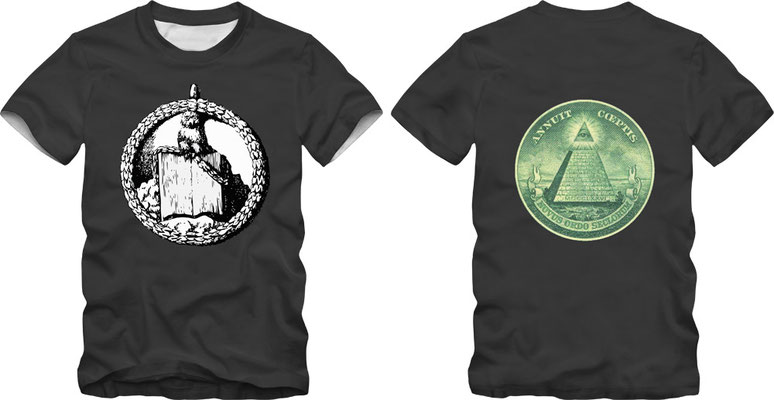 T-Shirt Illuminaten
