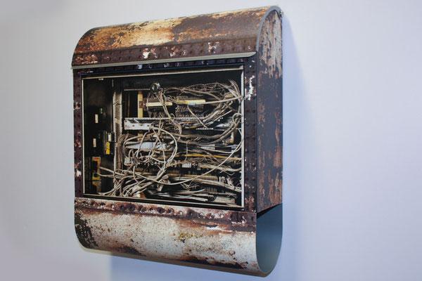 Briefkasten - Digitaldruck