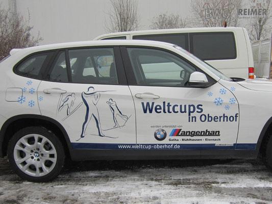 Biathlon in Oberhof