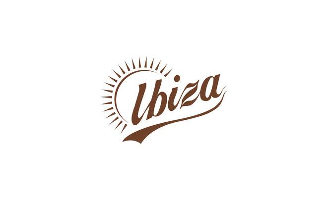Ibiza - logo ontwerp