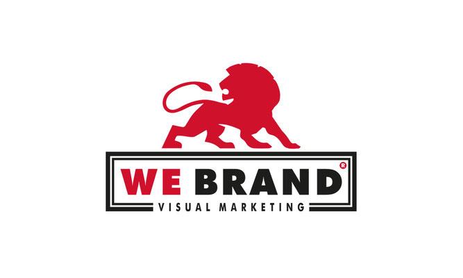 We brand - logo ontwerp