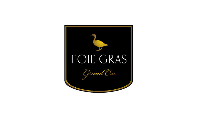Foei gras - logo ontwerp