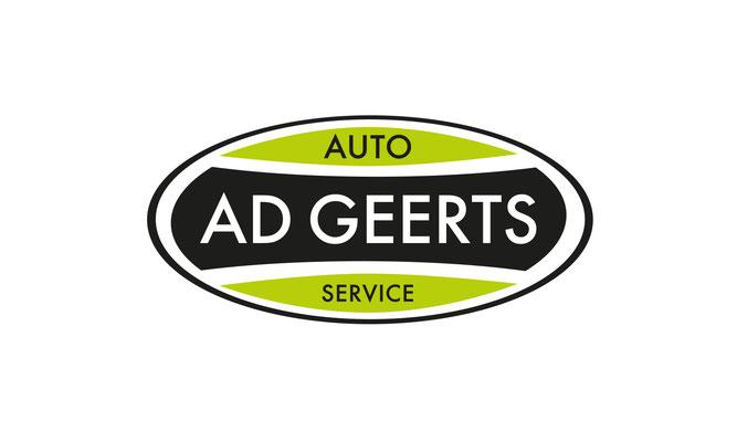 Ad Geerts  - logo ontwerp