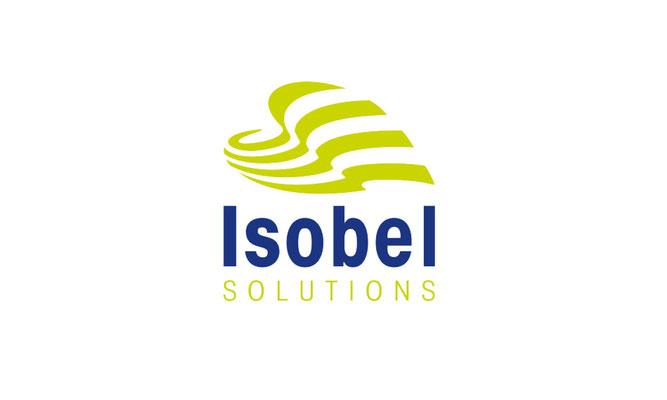 Isobel - logo ontwerp