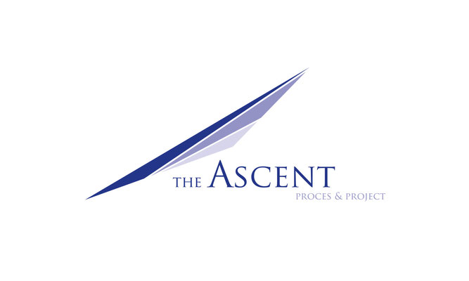 The Ascent  - logo ontwerp