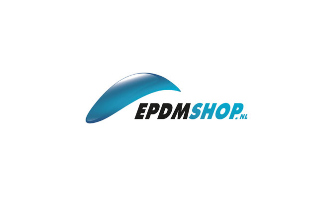 EPDM shop  - logo ontwerp